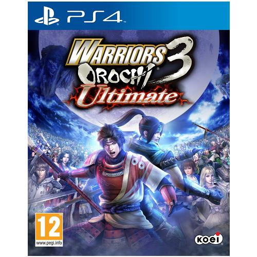 Warriors Orochi 3 Psp Nicoblog: Warriors Orochi 3 Ultimate For PS4