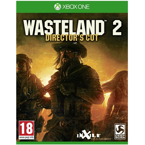 Wasteland 2 Directors Cut Xbox One Game