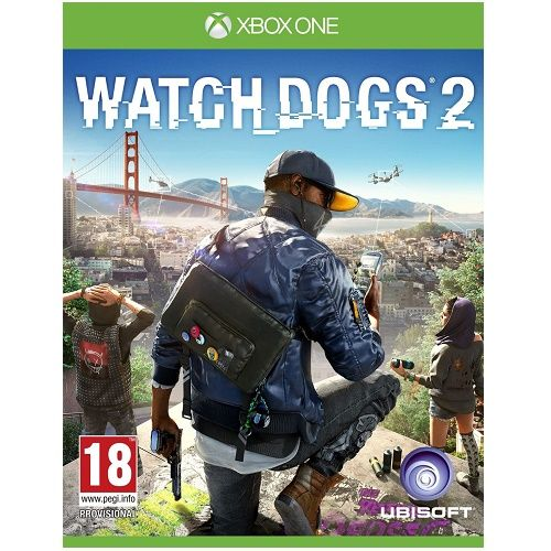 Watch Dogs 2 Xbox One Game