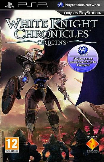 White Knight Chronicles Origins [Essentials] PSP Game