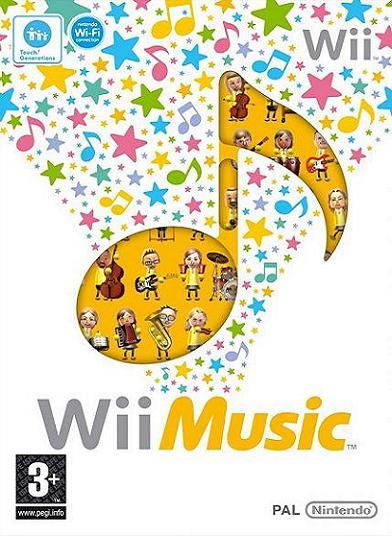 Wii Music Nintendo Wii Game