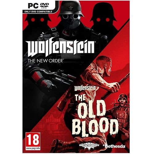 Wolfenstein The Two Pack PC Game