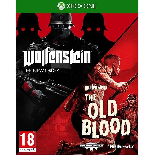 Wolfenstein The Two Pack Xbox One Game