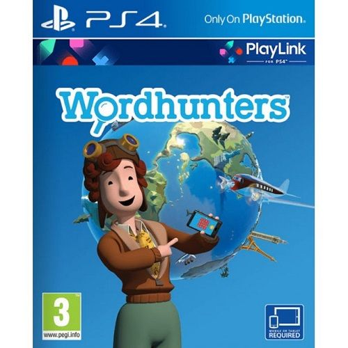 Wordhunters PS4 Game