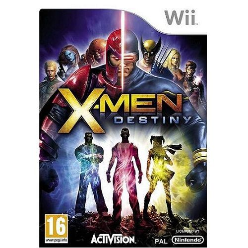 X-Men Destiny Nintendo Wii Game