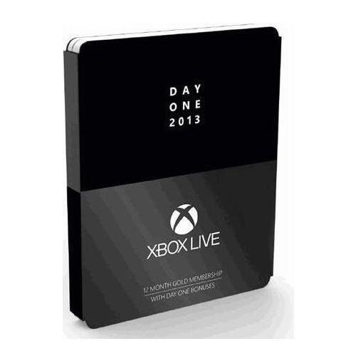 Xbox Live 12 Months Membership Day One Edition