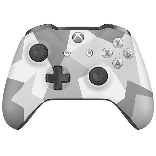Xbox One Wireless Controller Winter Forces