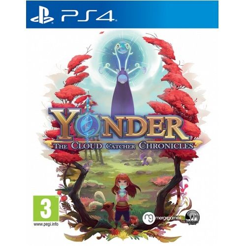 Yonder The Cloud Capture Chronicles PS4 Game