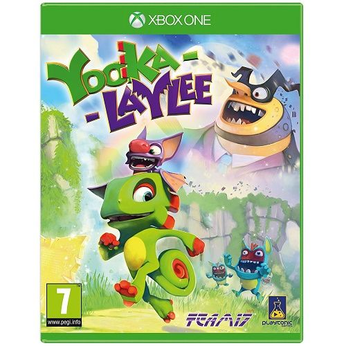 Yooka Laylee Xbox One Game