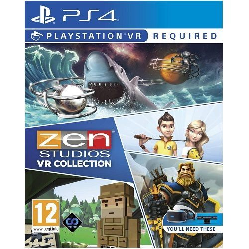 Zen Studios Ultimate VR Collection [PSVR required] PS4 Game