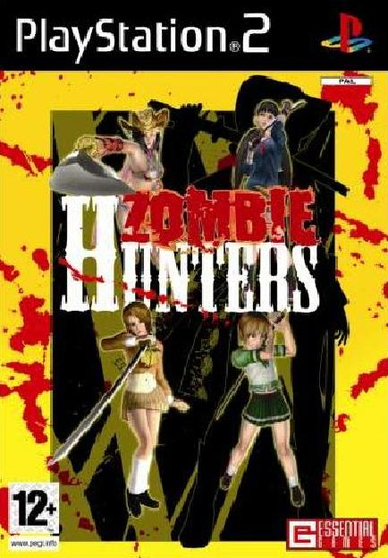 Zombie Hunters PS2 Game