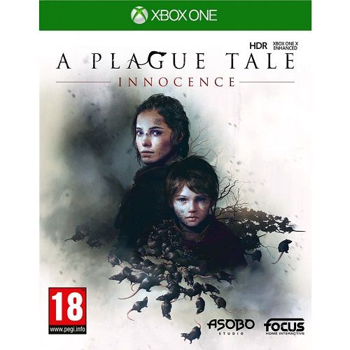 A Plague Tale Innocence Xbox One Game