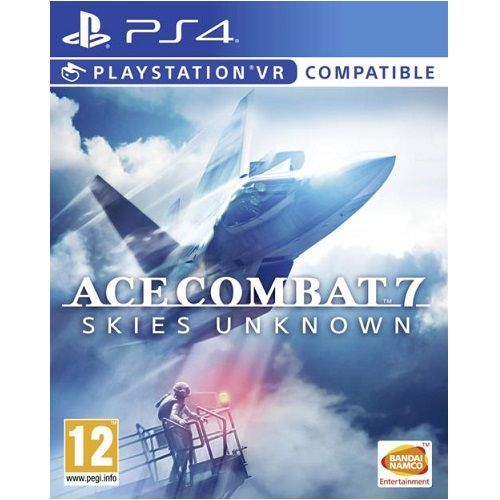 Ace Combat 7 Skies Unknown Collectors Edition PS4 Game