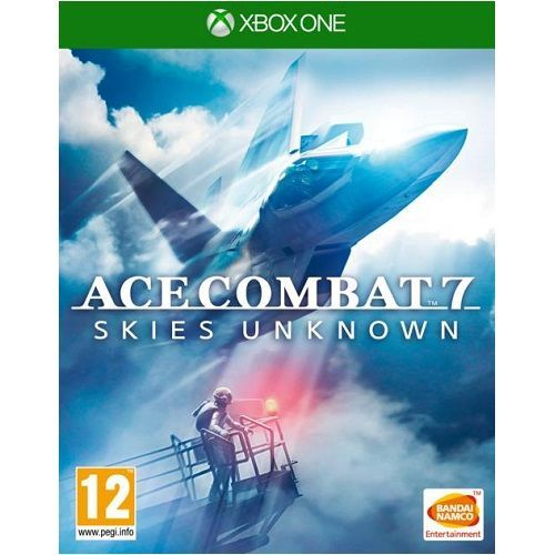 Ace Combat 7 Skies Unknown Collectors Edition Xbox One Game