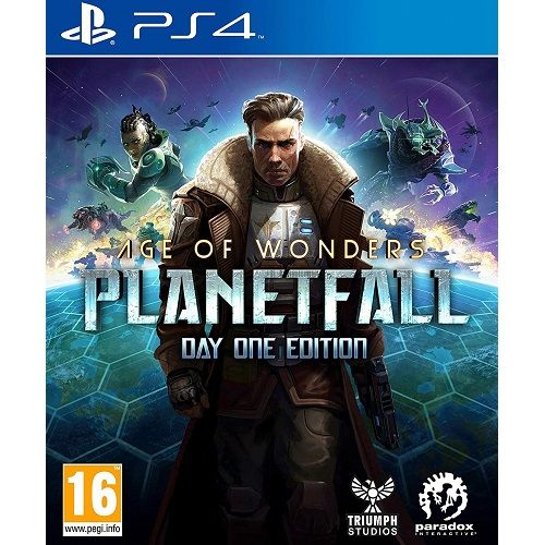Age of Wonders Planetfall PS4 Game
