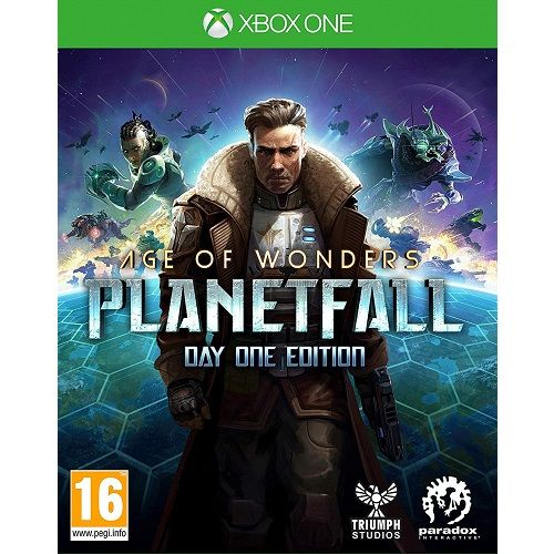 Age of Wonders Planetfall Xbox One Game