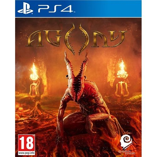 Agony PS4 Game