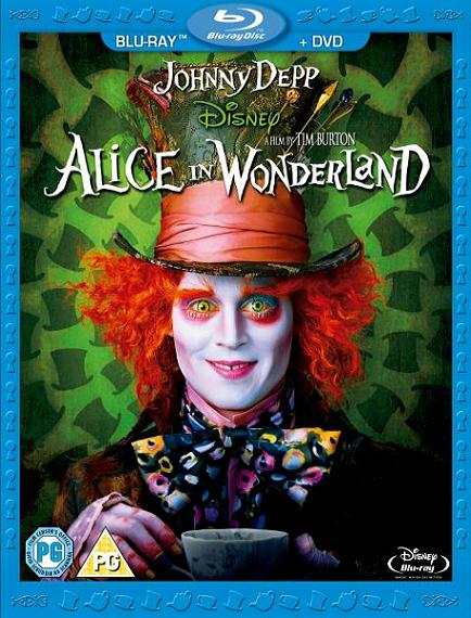 Alice In Wonderland - Animated Version (Blu-ray)