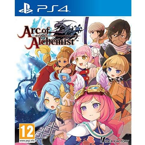 Arc of Alchemist PS4 Game