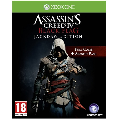 Assassins Creed IV Black Flag Jackdaw Edition Xbox One Game