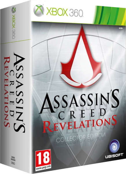 Assassins Creed Revelations: Collectors Edition Xbox 360 Game