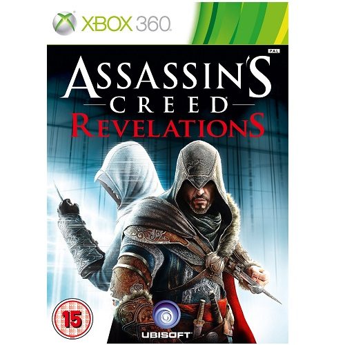 Assassins Creed Revelations Xbox 360 Game