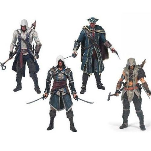 Assassins Creed  Series 1 6inch Action Figure
