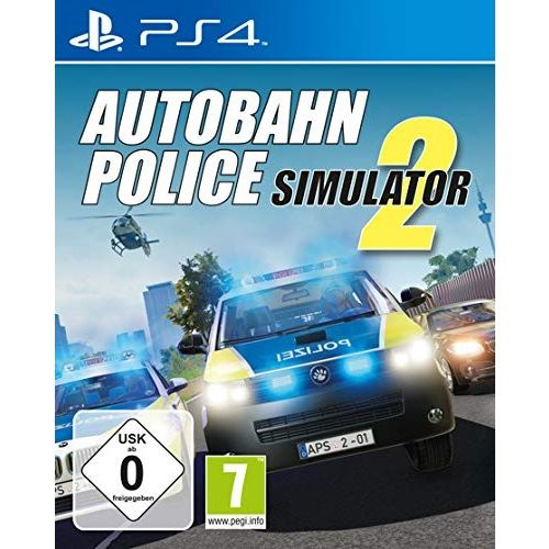 Autobahn Police Simulator 2 PS4 Game