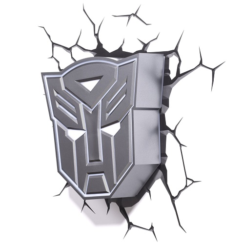 Autobot Shield 3D Deco Light