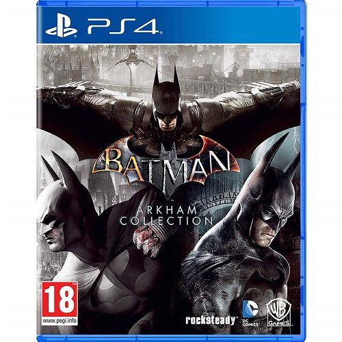 Batman Arkham Collection PS4 Game