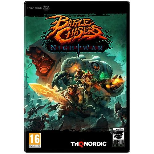 Battle Chasers Nightwar PC Game