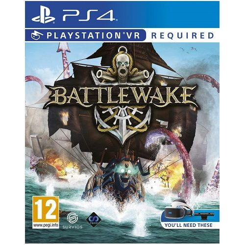 Battlewake [PSVR Required] PS4 Game