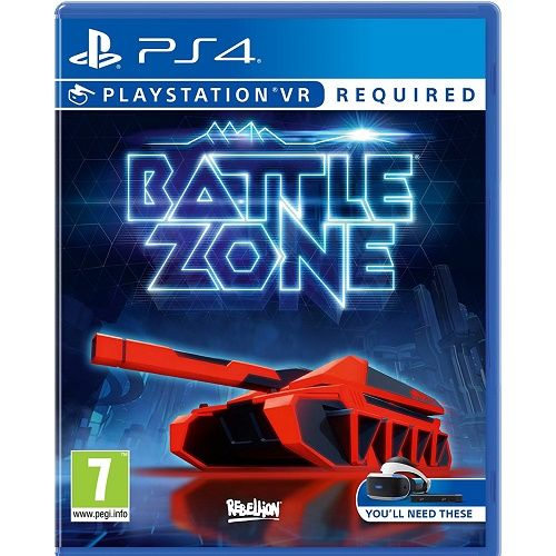 Battlezone [PSVR required] PS4 Game