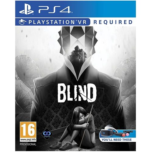 Blind [PSVR required] PS4 Game