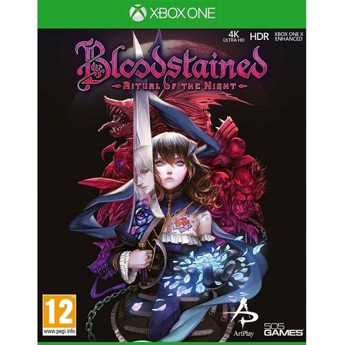 Bloodstained Ritual of the Night Xbox One Game