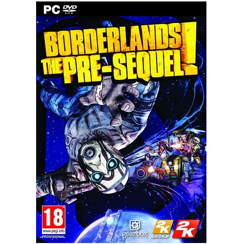Borderlands The Pre-Sequel! PC Game