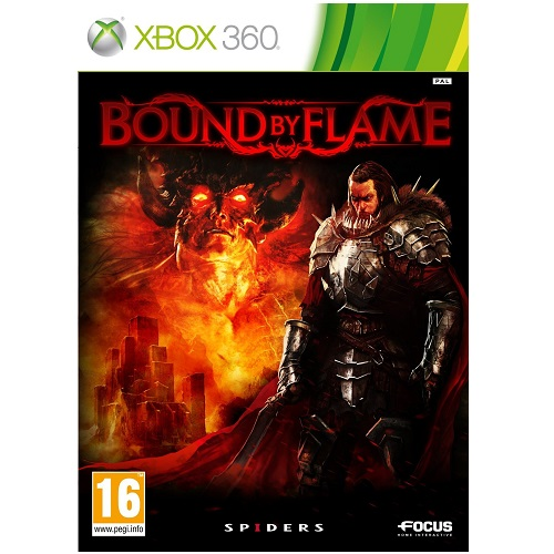 Bound By Flame Xbox 360 Game