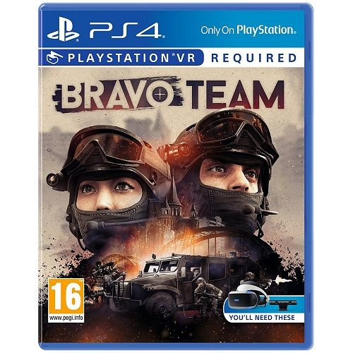 Bravo Team [PSVR required] PS4 Game