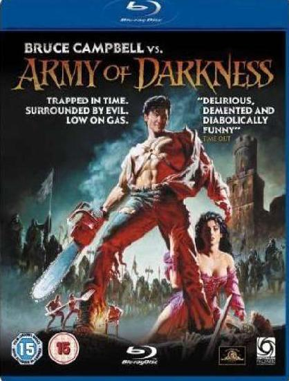 Bruce Campbell Vs Army Of Darkness - Blu ray