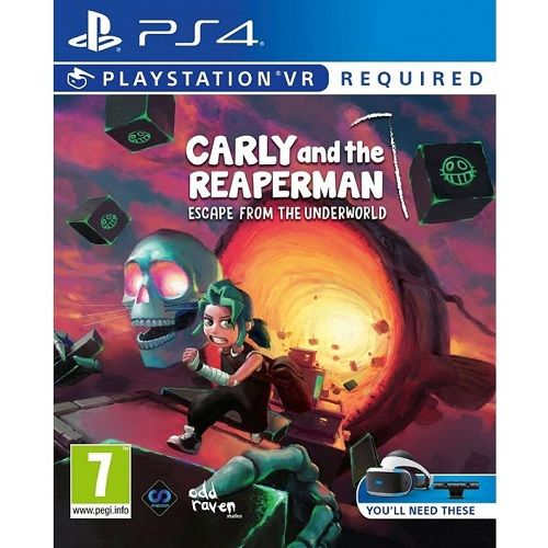Carly and The Reaperman [PSVR Required] PS4 Game