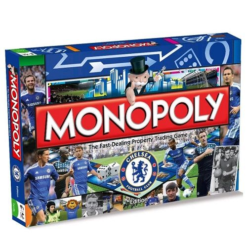 Chelsea FC Edition Monopoly Board Game