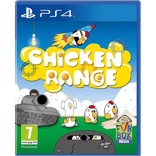 Chicken Range PS4 Game