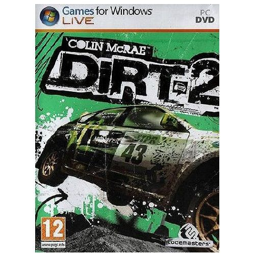Colin McRae Dirt 2 PC Game
