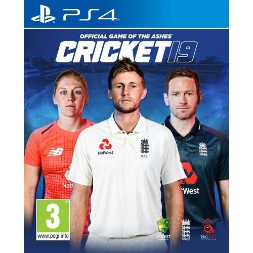 Cricket 19 PS4 Game