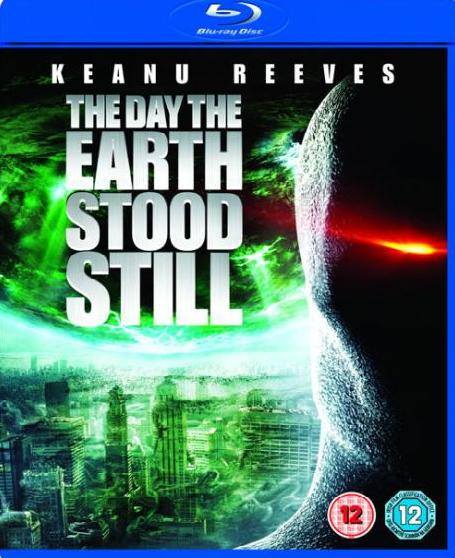Day The Earth Stood Still (2009) (Blu-ray)