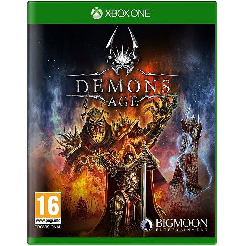 Demons Age Xbox One Game