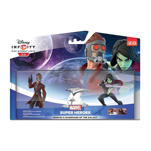 Disney Infinity 2.0 Guardians of The Galaxy Pack