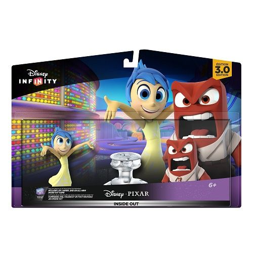 Disney Infinity 3.0 Disney Pixar Inside Out Playset