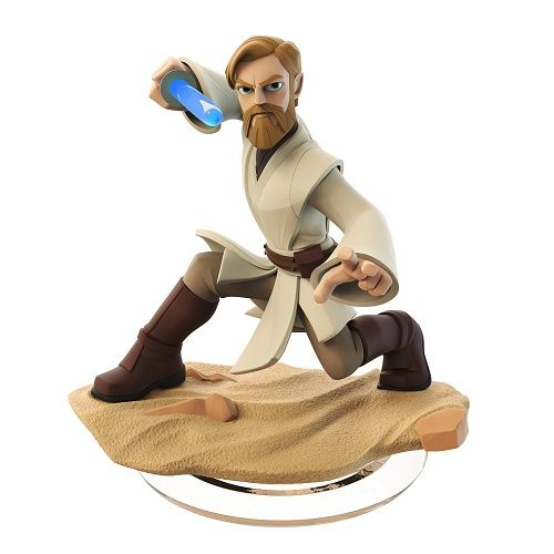 Disney 3.0 Star Wars Obi Wan Kenobi Figure | Gamereload
