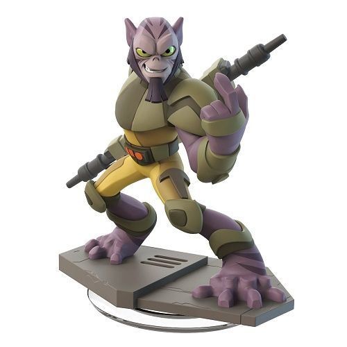 Disney 3.0 Star Wars Zeb Orrelios Figure | Gamereload